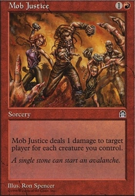 Stronghold: Mob Justice
