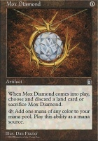 Stronghold: Mox Diamond