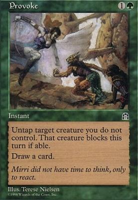 Stronghold: Provoke