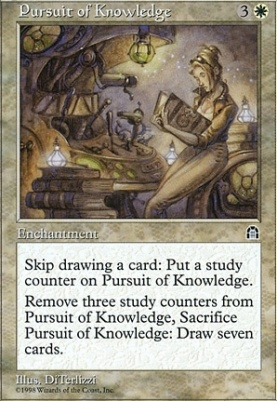 Stronghold: Pursuit of Knowledge