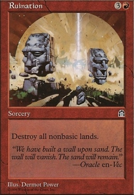 Stronghold: Ruination
