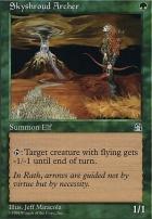 Stronghold: Skyshroud Archer