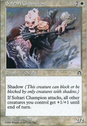 Stronghold: Soltari Champion