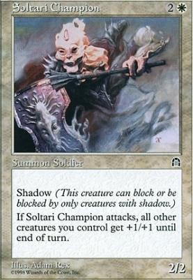 Stronghold: Soltari Champion