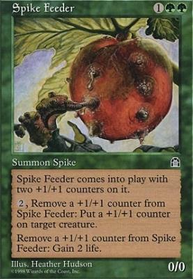 Stronghold: Spike Feeder