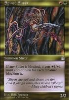 Stronghold: Spined Sliver