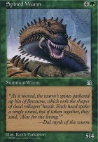 Stronghold: Spined Wurm