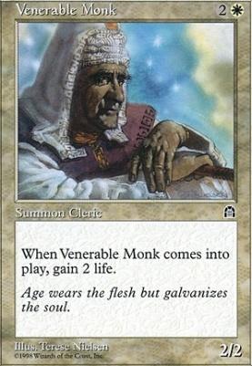 Stronghold: Venerable Monk