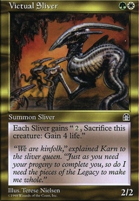 Stronghold: Victual Sliver