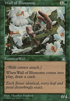 Stronghold: Wall of Blossoms
