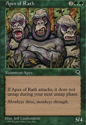 Tempest: Apes of Rath