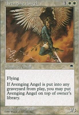 Tempest: Avenging Angel