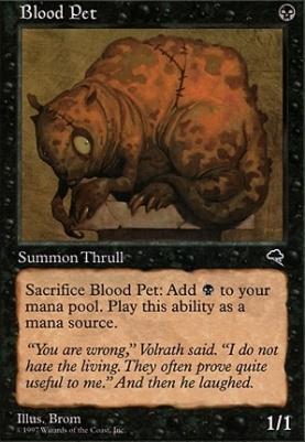 Tempest: Blood Pet