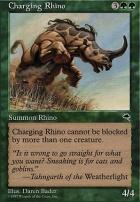 Tempest: Charging Rhino