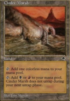 Tempest: Cinder Marsh