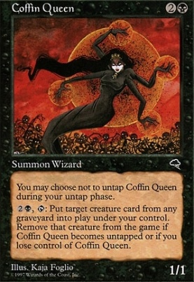 Tempest: Coffin Queen