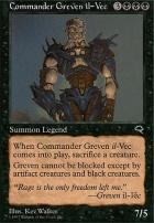 Tempest: Commander Greven il-Vec