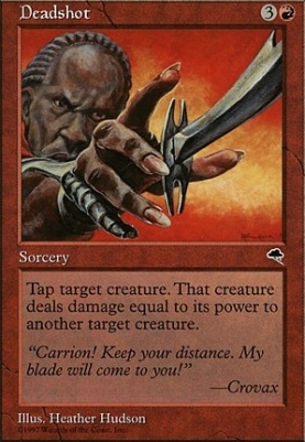 Tempest: Deadshot