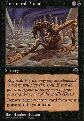 Tempest: Disturbed Burial