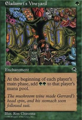 Tempest: Eladamri's Vineyard
