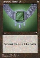 Tempest: Emerald Medallion