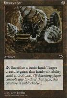 Tempest: Excavator