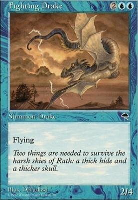 Tempest: Fighting Drake