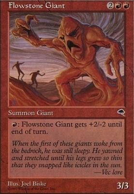 Tempest: Flowstone Giant