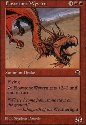 Tempest: Flowstone Wyvern
