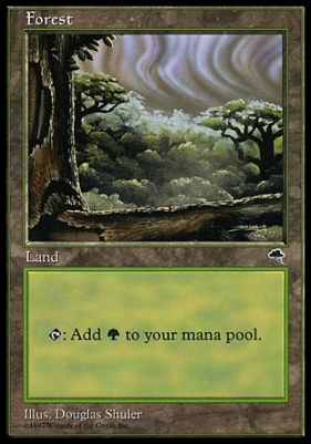 Tempest: Forest (D)