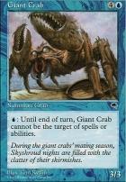 Tempest: Giant Crab