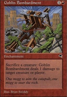 Tempest: Goblin Bombardment