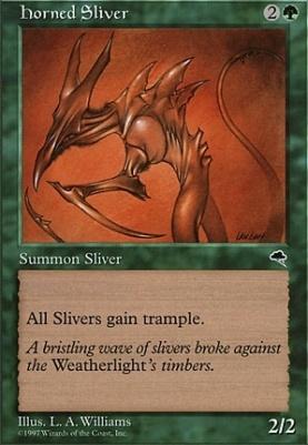 Tempest: Horned Sliver
