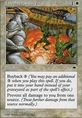 Tempest: Invulnerability