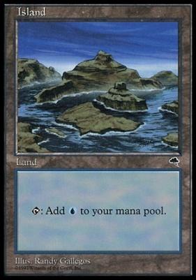 Tempest: Island (A)