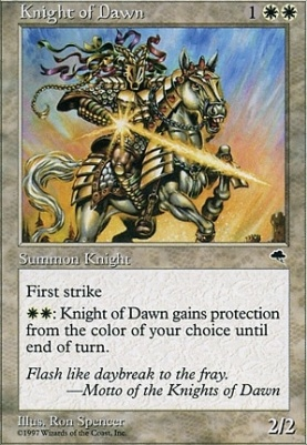 Tempest: Knight of Dawn