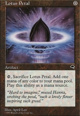 Tempest: Lotus Petal