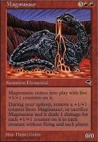 Tempest: Magmasaur