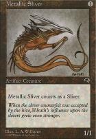 Tempest: Metallic Sliver