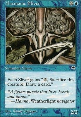 Tempest: Mnemonic Sliver