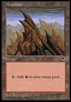 Tempest: Mountain (A)