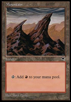 Tempest: Mountain (B)