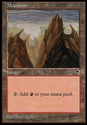 Tempest: Mountain (D)