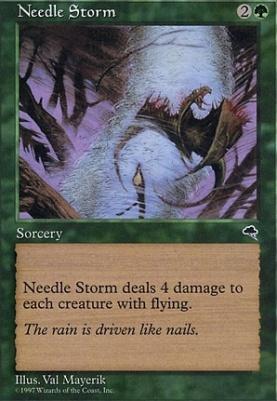Tempest: Needle Storm