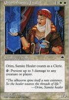 Tempest: Orim, Samite Healer