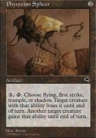 Tempest: Phyrexian Splicer