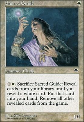 Tempest: Sacred Guide