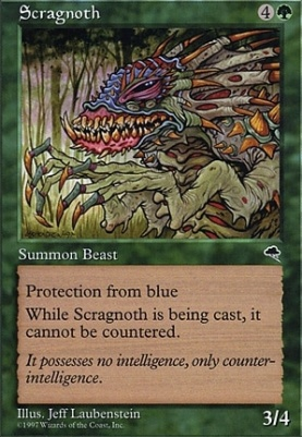 Tempest: Scragnoth