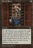 Tempest: Scroll Rack