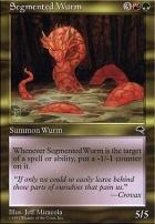 Tempest: Segmented Wurm